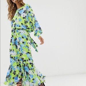ASOS Edition Maxi Dress